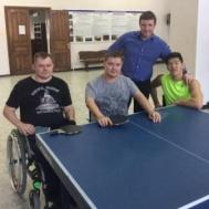 Спортсмены ДЮСШ «Метеор» приняли участие  в Чемпионате России по настольному теннису