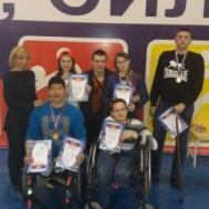 Спортсмены ДЮСШ «Метеор» приняли участие  в чемпионате и первенстве Рязанской области по плаванию