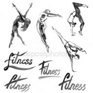 Фитнес - как одно из направлений физической активности. Выбери правильный путь! Скажи спорту – Да!