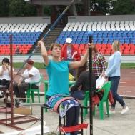 Команда СШ «Метеор» приняла участие  в Чемпионате России по лёгкой атлетике среди лиц с ПОДА