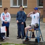 Областной физкультурно-спортивный Фестиваль среди инвалидов «Спорт равных возможностей» в ГАУ РО «СШОР «Метеор»